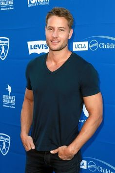 The Young and the Restless (Y&R) alum Justin Hartley married his longtime girlfriend, Chrishell Stause, in a romantic outdoor ceremony on Saturday, October according to People. Justin Hartley, Beautiful Men Faces, Gorgeous Men, Greek Men, Young And The Restless, Raining Men, Cute Guys, Sexy Men, How To Look Better