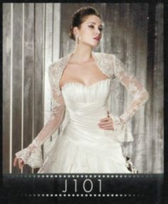 Cosmobella Jacket Style J101 #wedding #jacket #bride #IfoundMyDressAtMacys #MacysBridalSalon #sale #sample #cosmobella