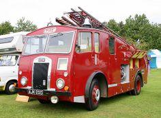1951 Dennis Fire Engine