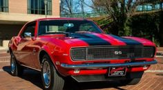 68 Camaro SS RS | Muscle Car