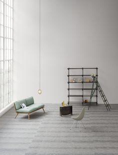 Fredericia — Spine Lounge Sofa by Space Copenhagen | Photo: Heidi Lerkenfeldt