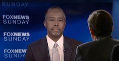 Chris Wallace insults Ben Carson: 'Do you worry that you're being used as a prop for black voters' ~ Chris just can't put away the race baiting. He was trained well by his liberal dad Mike Wallace of CBS.