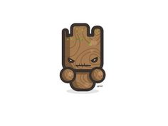 Groot by Konrad Kirpluk