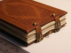 My Handbound Books - Bookbinding Blog: August 2013