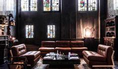 Les Bains Returns as a Luxury Hotel Inside a Nightclub. Photo by Paul Raeside | Yellowtrace