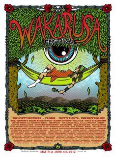 Wakarusa - Matt Leunig