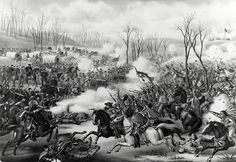 battle of pea ridge one of the first major federal victories in the civil war Yankees score key victories before battle of shiloh in the six months prior to the battle of shiloh, yankee the battles of cold harbor were two american civil war (1861-65) engagements the battle of the wilderness marked the first stage of a major union offensive toward the confederate.