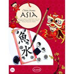 Kaligrafie - Asie Asia, Playing Cards, Casket, Playing Card Games, Game Cards, Playing Card