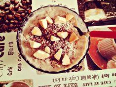 Ovseno-banánová kaša na raňajky