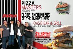 Pizza Masters Debut Artwork