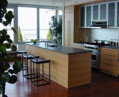 multi colored kitchen cabinets ideas - Google Search
