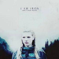 Lagertha from Vikings Viking Life, Viking Woman, Viking Art, Viking Warrior, Warrior Women, Warrior Spirit, Warrior Quotes, Viking Quotes, Viking Sayings