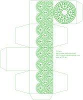 free  downloadable }- Circle dot box ~ Don't eat the paste