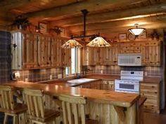 Home Decoration Ideass: Log Cabin