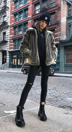 9f5c14cf25856 51 Best Winter Fashion Outfits images in 2019