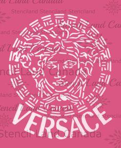 69a07a89d9b Fancy girly stencil craft stencil cake by stencilsboutique Stencil Logo