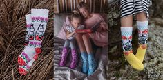 First look at the long-awaited Moomin-themed yarn collection by Novita Moomin Books, Tove Jansson, Long A, Knitting Socks, Knit Crochet, Slippers, Collection, Fashion, Knit Socks