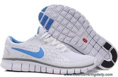 2488456deaf3c Off Sale Mens Nike Free Runs White Blue Shoes new Nike Free Shoes,elite Nike  Free Shoes ,Nike Free Shoes for sale,Nike Free Shoes on sale,Nike Free ...