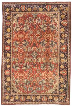 Persian rugs: Persian rug (antique) rug in red color, oriental rug, oriental pattern for modern, elegant interior decor, rug in living room Persian Decor, Persian Rug, Room Rugs, Rugs In Living Room, Coffee Table Fireplace, Beach Curtains, Winter Home Decor, Rugs On Carpet, Carpets