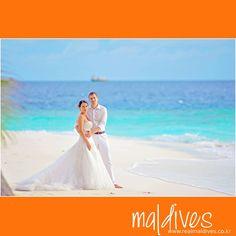 남들과는 다른 결혼식을 원한다면? 몰디브에서 비치웨딩은 어떨까요? 결혼식과 신혼여행을 함께~~   #리얼몰디브 #몰디브 #Maldives #몰디브여행사 #몰디브리조트 #traveling
