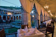Cena - Hotel Monasterio - Cusco