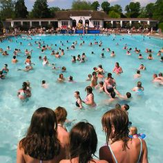 The Lido, Sanford Park, Cheltenham