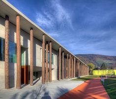 scuola elementare di vipiteno Cez Calderan Zanovello Architetti