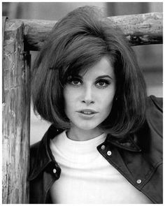 Stefanie Powers - the Girl from UNCLE - April Dancer. My second TV crush girl