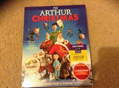 Arthur Christmas film