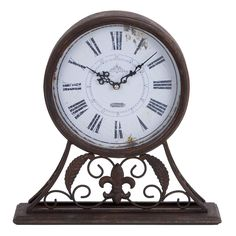 Charming Table Clock.