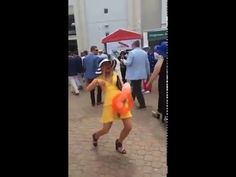 This is the Craziest Thing I Saw at Derby Today | Louisville.com
