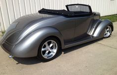 Featured: 1937 Ford Convertible for sale at Hotrodhotline.com