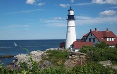 Lighthouses - Maine Lighthouses