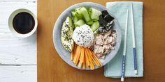 I Quit Sugar - Deconstructed Sushi Bowl