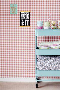 25 Colorful Wallpaper ideas for Interior Design Interiorforlife.com