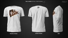 Paul Ulmer T-Shirt design v3
