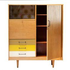 1000 images about inspiration secr taire vintage on - Bureau secretaire vintage ...