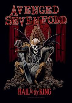 Poster Fabric Avenged Sevenfold 30x40