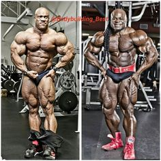 Two best bodybuilder in the world ; Phil heath AND Kai greene  Wich one do you like more !!!? . @philheath OR @officialkaigreene . #bodybuilding_best #bodybuilder #bodybuilding#body#bodybuildingmotivation #bashir #kaigreene #philheath #ifbbpro #ifbb #instabodybuilding #instagood #instafit #muscle #monster #motivation #mrolympia #physique #abs #shredded #sixpack #stage #like4like #legend #workhard #weights #fitness #gym#flex #flexmagazine by bodybuilding_best #bodybuilding #workout…