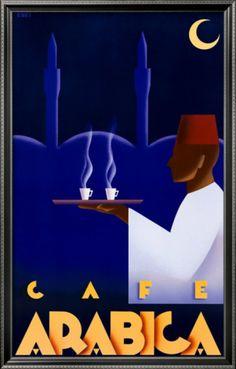 Cafe Arabica/ Steve Forney