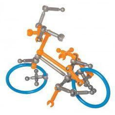 Nowość!!! Plastikowe Klocki Konstrukcyjne Ludus Toys.   Zestaw Stick and Build dla dzieci od lat 5. Zabawa polega na wpinaniu elementów za pomocą specjalnych łączników.  Czy wwiecie ile elementów zawiera zestaw? Sprawdźcie sami:)  #klocki #klockiludus #ludusstickandbuild #klockikonstrukcyjne #klockiplastikowe #prezenty #upominki #zabawki #krakow