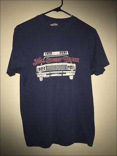 Vintage 80's Hill Street Blues Logo Shirt - Size Medium by JourneymanVintage on Etsy