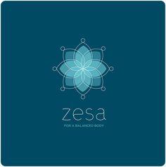 zesa Branding by Fernando Gonzalez, via Behance