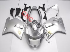 (239.00$)  Buy here - http://aipzm.worlditems.win/all/product.php?id=32800756437 - ABS Plastic Injection Mold Fairing Kit Body Kit For Honda CBR1100XX 1996-2007 96-97-98-99-00-01-02-03-04-05 Blackbird Silver