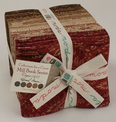 COLLECTIONS for a Cause MILL BOOK Series Circa by FabricSweets, $136.00