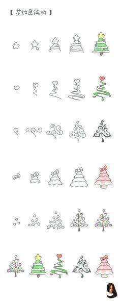 Christmas Drawing Ideas Cute