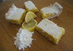 Luscious Lemon Bars - 365 Days of Baking