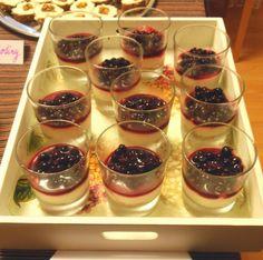 Aneta Goes Yummi: Mini cheesecaky s ríbezľami (cheesecake pre začiatočníkov)