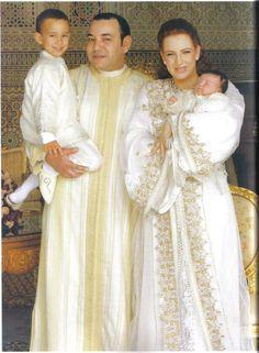 Morrocan royals