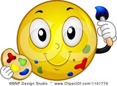 smiley face clip art - Cerca amb Google